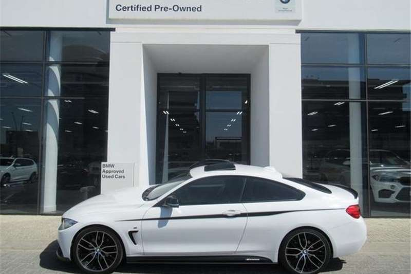 BMW 4 Series 430i Coupe M Sport Sports Auto 2017