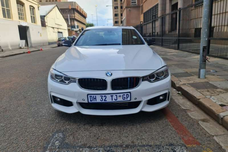 Used 2014 BMW 4 Series 435i convertible M Sport