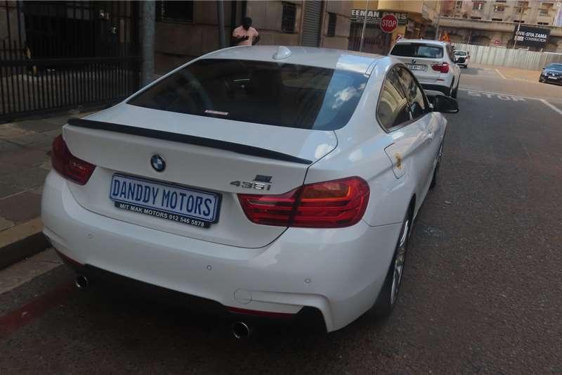 BMW 4 Series 435i convertible M Sport 2014