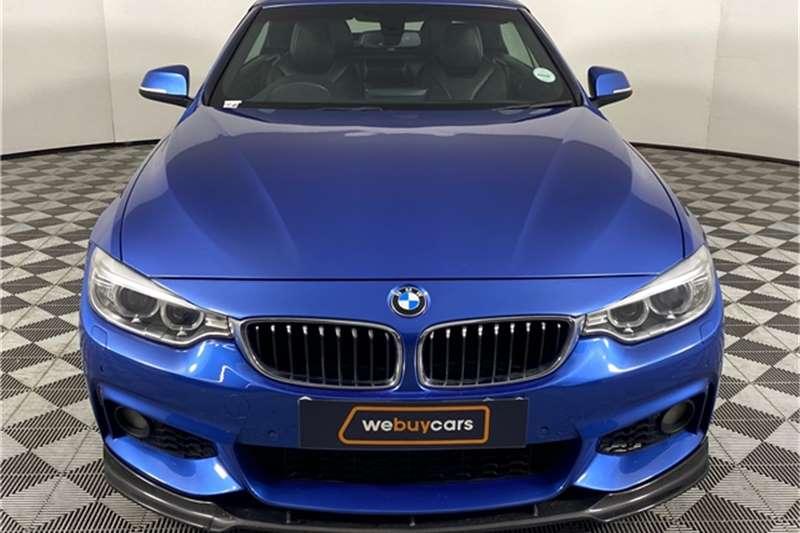 2014 BMW 4 Series 435i convertible M Sport