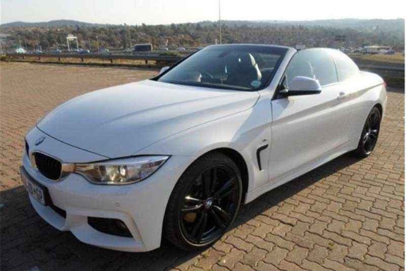 Bmw 435i For Sale >> Bmw 4 Series 435i Convertible M Sport For Sale 2014