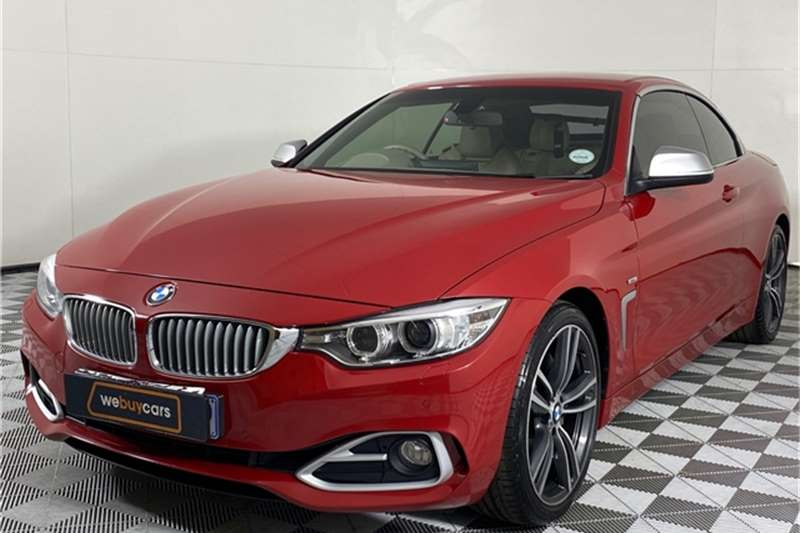Used 2014 BMW 4 Series 435i convertible Modern