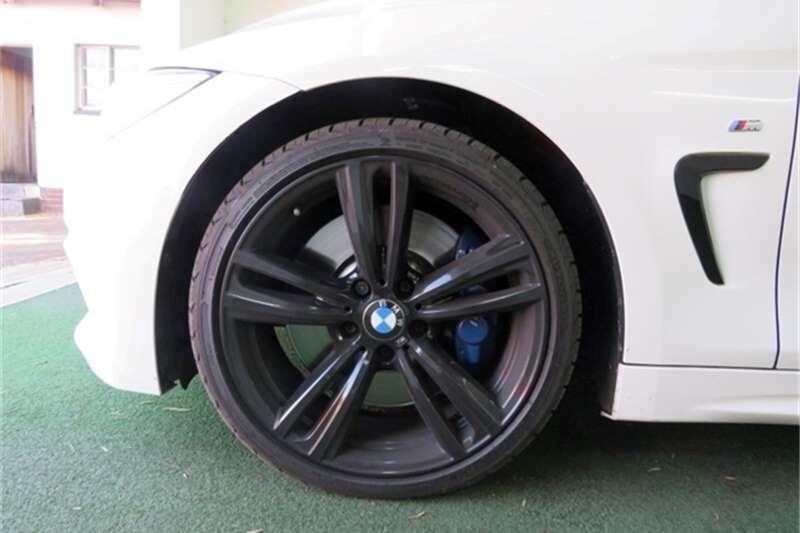 BMW 4 Series 435i convertible Sport 2015