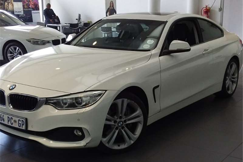 BMW 4 Series 435i coupe 2013