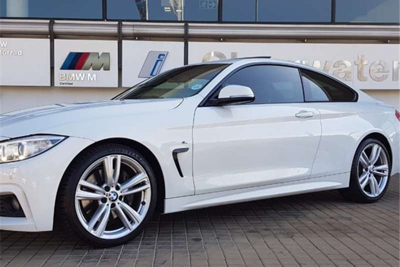 BMW 4 Series 435i coupe 2016