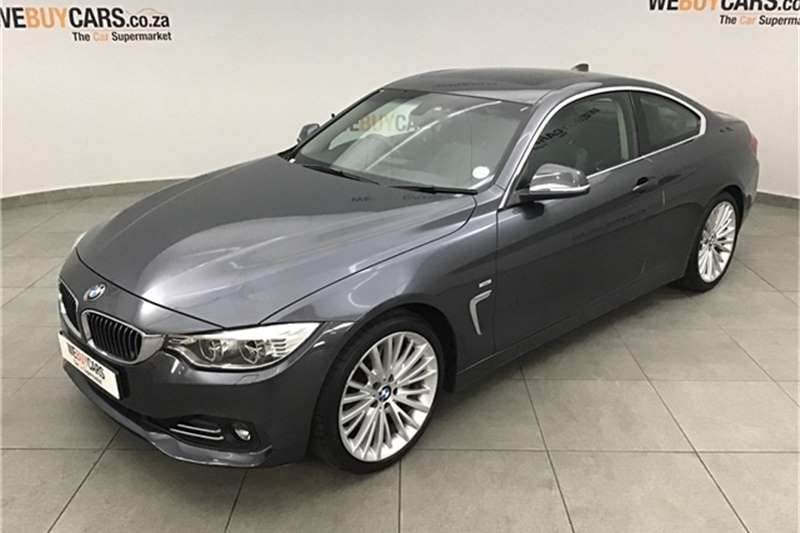BMW 4 Series 435i coupe Luxury 2014