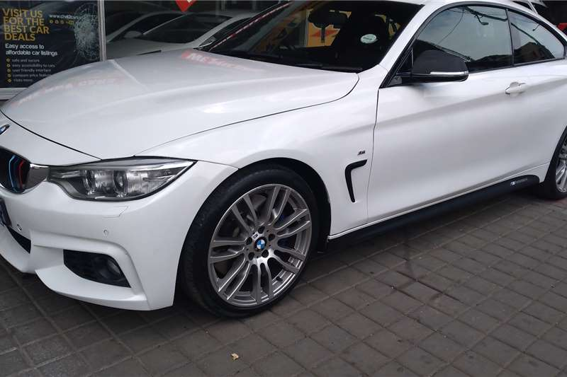 Used 2014 BMW 4 Series 435i coupe M Sport