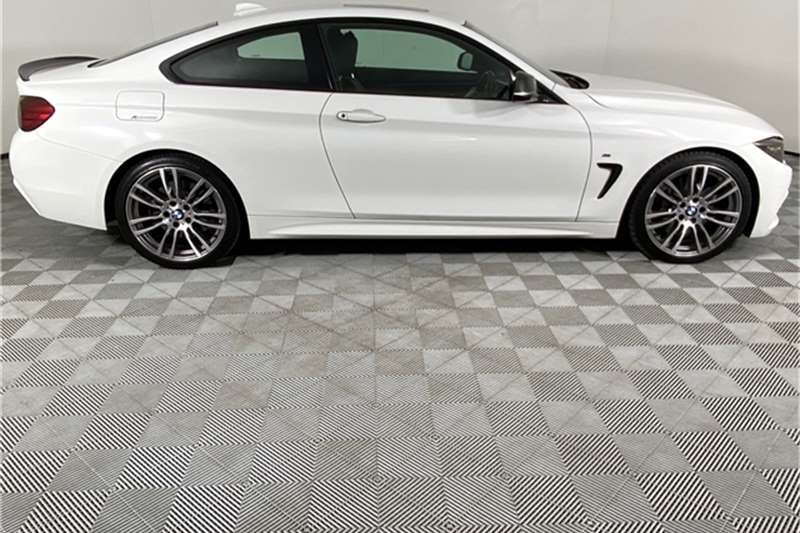 2015 BMW 4 Series 435i coupe M Sport