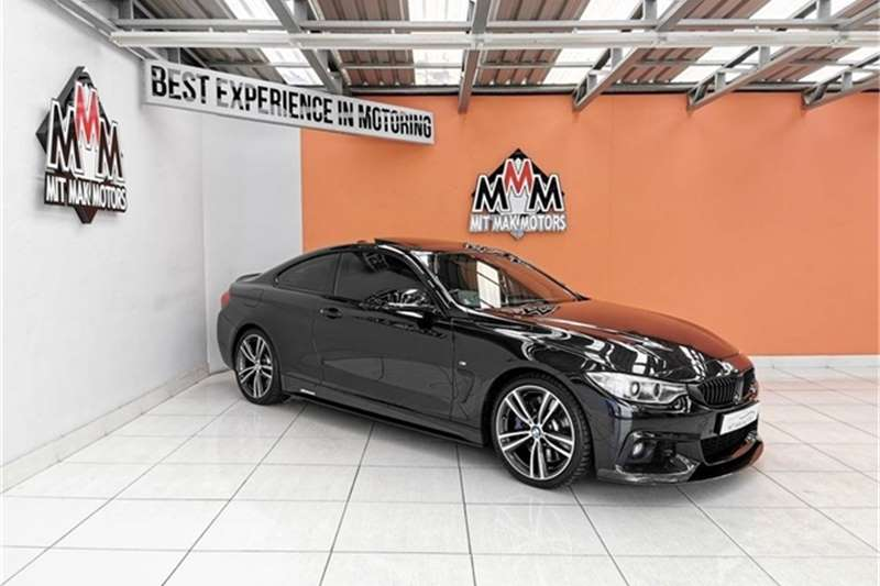 Used 2016 BMW 4 Series 435i coupe M Sport