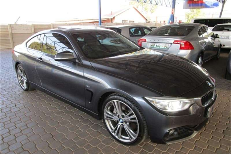 BMW 4 Series 435i Coupe Sport 2013