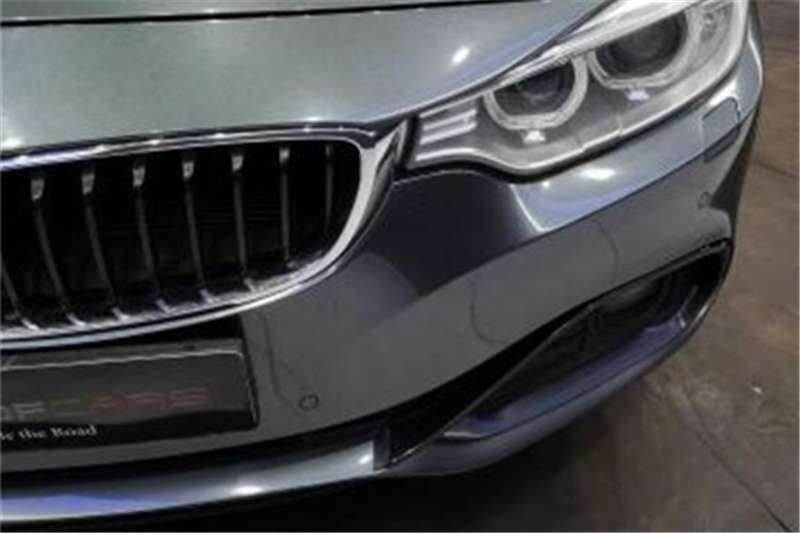 Used 2013 BMW 4 Series 435i coupe Sport