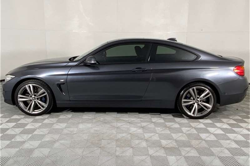 2014 BMW 4 Series 435i coupe Sport