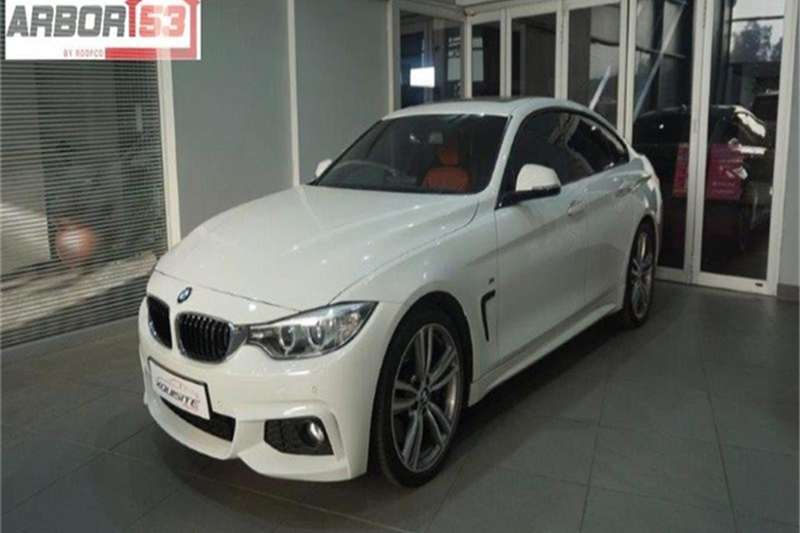 BMW 4 Series 435i Gran Coupe M Sport 2014