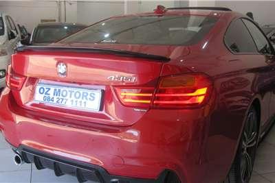 BMW 4 Series 435i Gran Coupe M Sport 2015