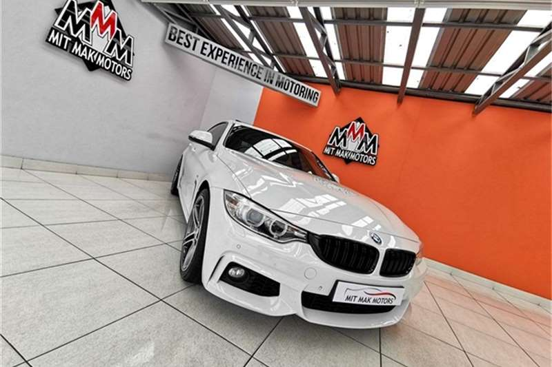 Used 2015 BMW 4 Series 435i Gran Coupe M Sport