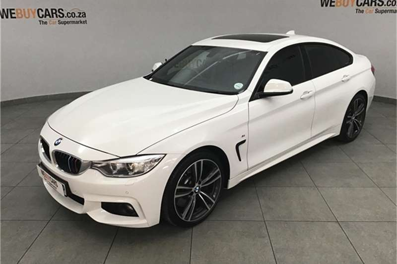 BMW 4 Series 435i Gran Coupe M Sport 2016