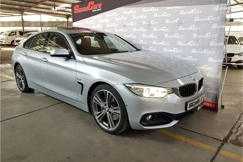 BMW 4 Series 435i Gran Coupe Sport 2014