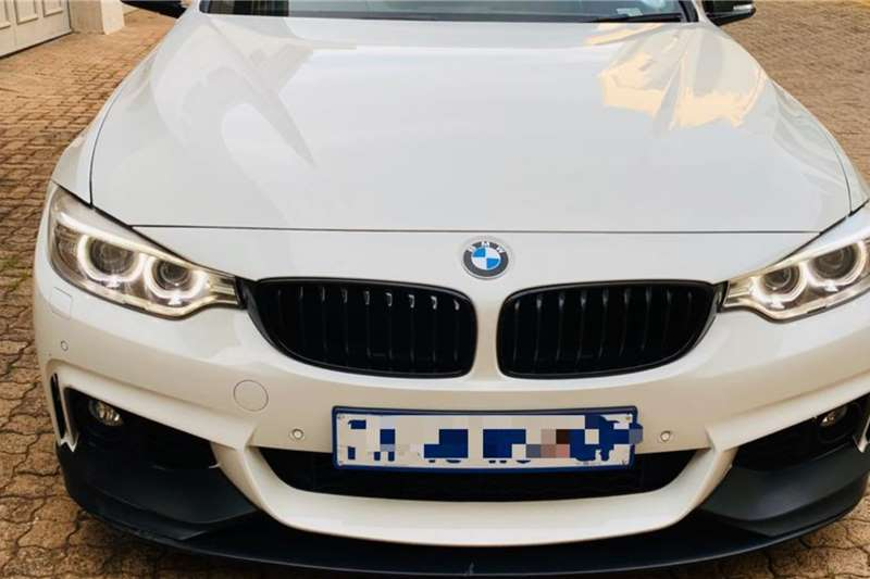 BMW 4 Series 440i coupe M Sport 2016