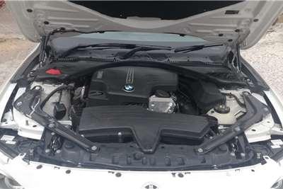 BMW 4 Series Convertible 420i CONVERT M SPORT A/T (F33) 2016