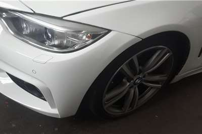 2014 BMW 4 Series coupe 420D COUPE A/T (F32)