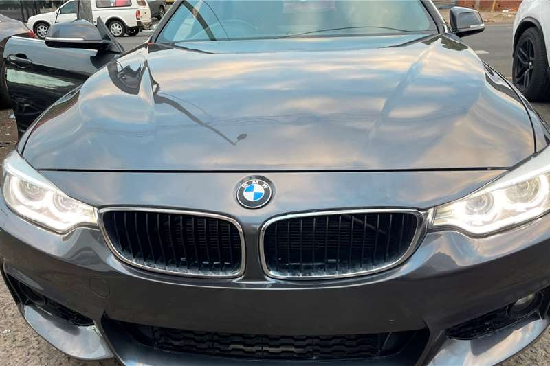 Used 2017 BMW 4 Series Coupe 420D COUPE A/T (F32)