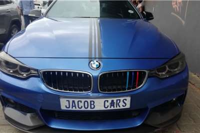 BMW 4 Series Coupe 420D COUPE M SPORT A/T (F32) 2016