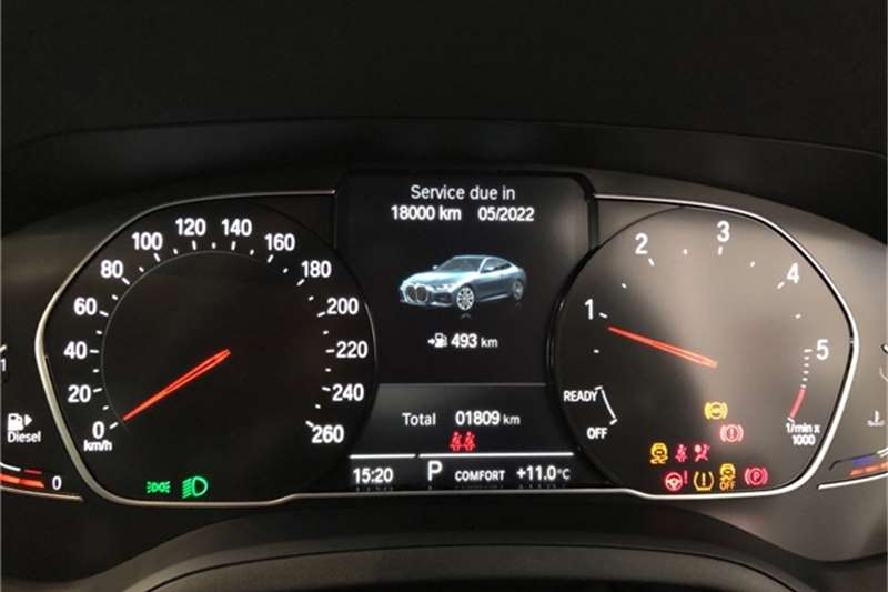 Used 2021 BMW 4 Series Coupe 420D COUPE M SPORT A/T (G22)