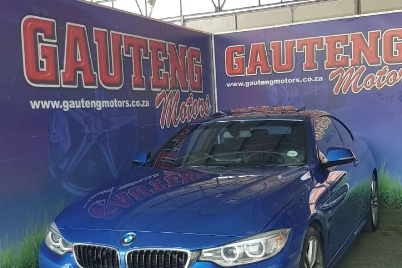 BMW 4 Series Coupe 420i COUPE M SPORT A/T (F32) 2014