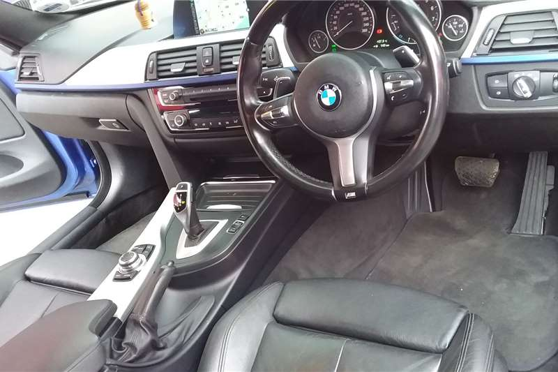 BMW 4 Series Coupe 420i COUPE M SPORT A/T (F32) 2015