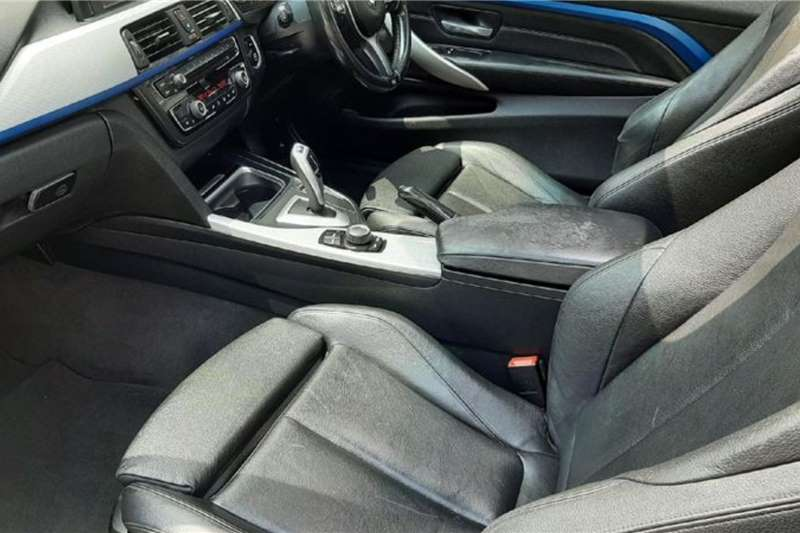 Used 2015 BMW 4 Series Coupe 420i COUPE M SPORT A/T (F32)