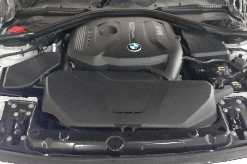 BMW 4 Series Coupe BMW 420i 3 door auto M Sport 2017