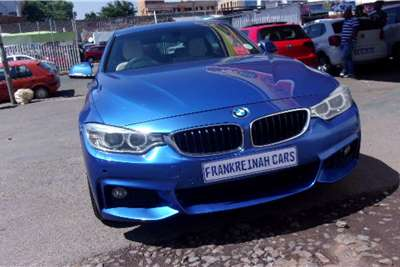 Used 2015 BMW 4 Series Gran Coupe 420D GRAN COUPE A/T (F36)