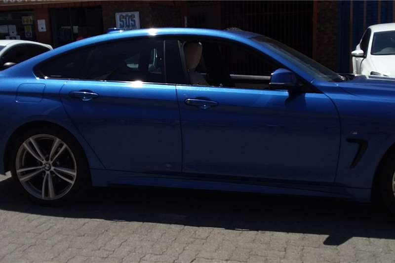 BMW 4 Series Gran Coupe 420D GRAN COUPE A/T (F36) 2015