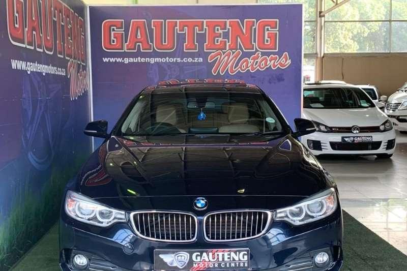 2014 BMW 4 Series Gran Coupe