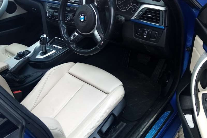 Used 2015 BMW 4 Series Gran Coupe 420D GRAN COUPE M SPORT A/T (F36)