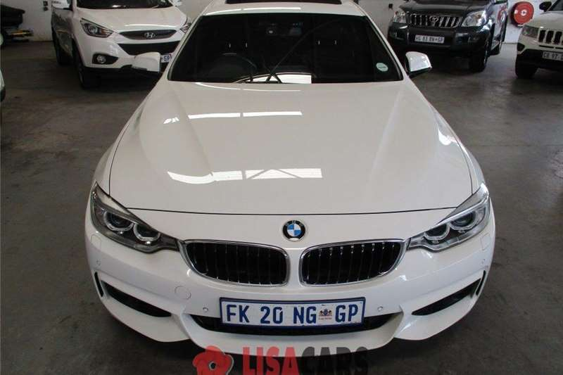 BMW 4 Series Gran Coupe 420D GRAN COUPE M SPORT A/T (F36) 2016