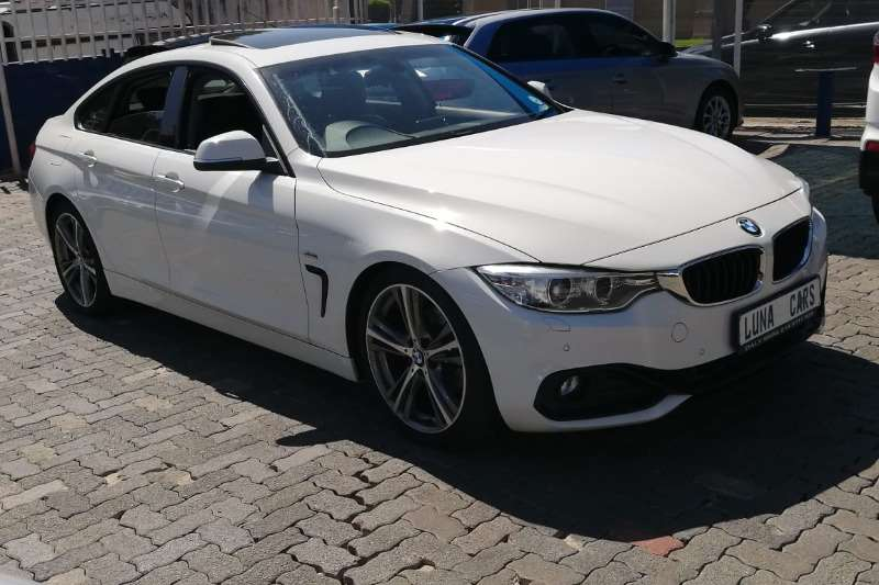 Used 2016 BMW 4 Series Gran Coupe 420D GRAN COUPE M SPORT A/T (F36)