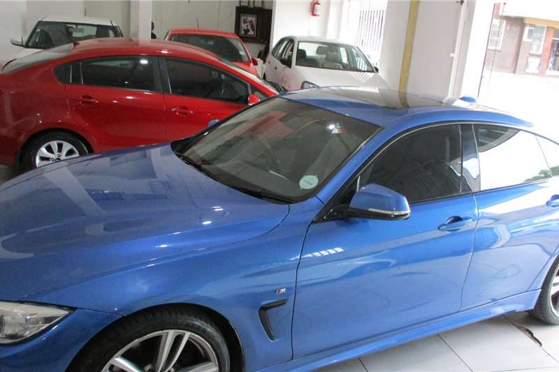 BMW 4 Series Gran Coupe 420i GRAN COUPE M SPORT  A/T (F36) 2015