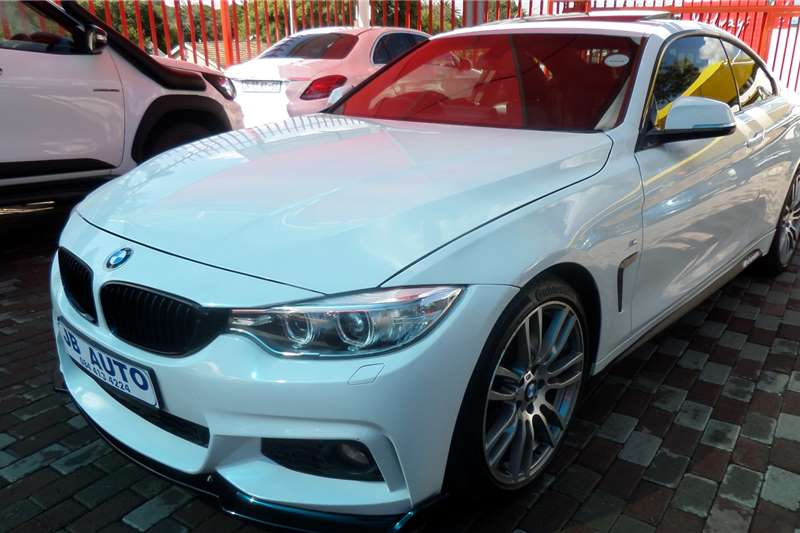 2017 BMW 4 Series Gran Coupe 440i GRAN COUPE M SPORT A/T (F36)