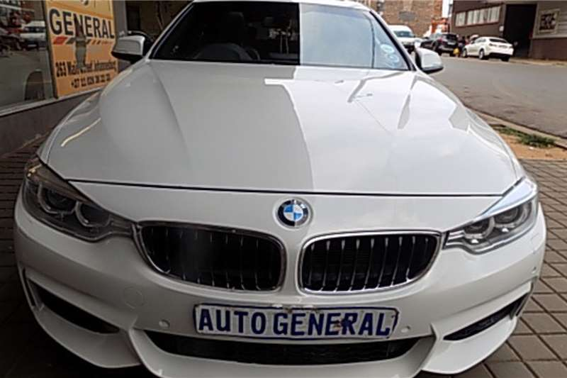 2014 BMW 4 Series Gran Coupe 420D GRAN COUPE A/T (F36)