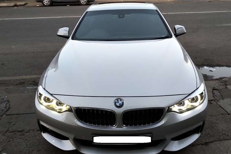 2017 BMW 4 Series Gran Coupe 420i GRAN COUPE A/T (F36)