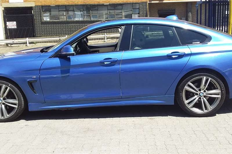 2015 BMW 4 Series Gran Coupe 420D GRAN COUPE A/T (F36)