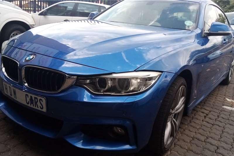 2015 BMW 4 Series Gran Coupe