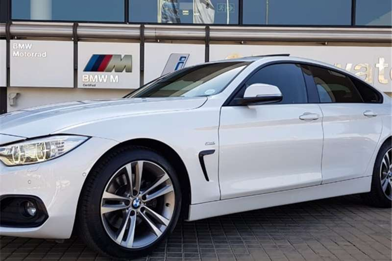 2016 BMW 4 Series 428i Gran Coupe Sport auto