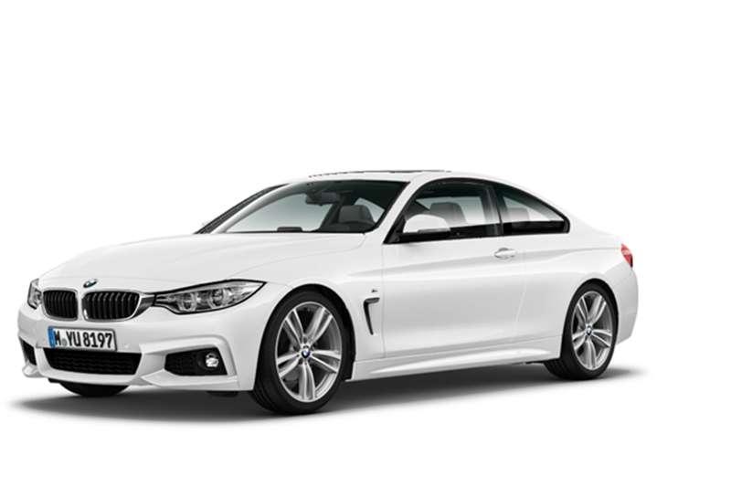 2016 BMW 4 Series 420i coupe auto