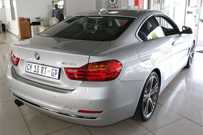 2014 BMW 4 Series 428i coupe Modern auto