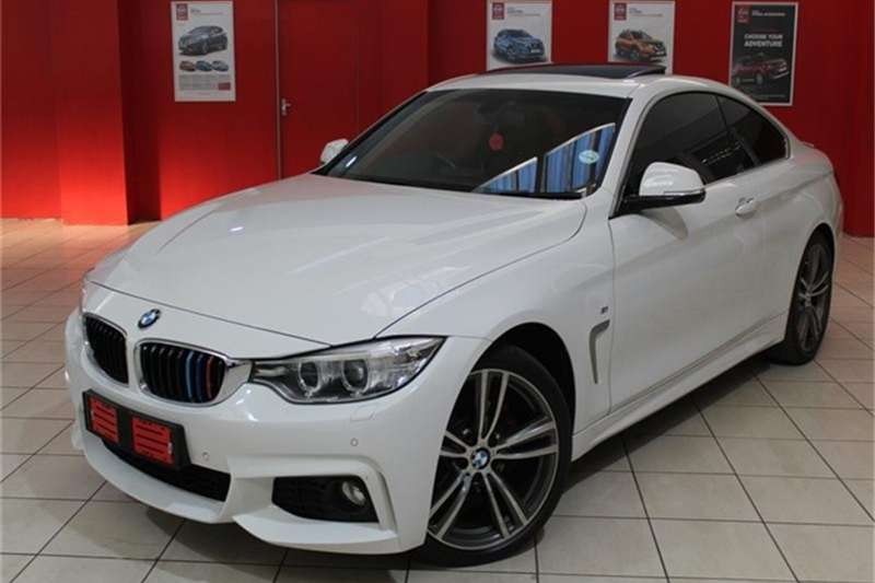 2016 BMW 4 Series 420i coupe M Sport auto