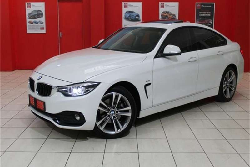 2018 BMW 4 Series 420d Gran Coupe Sport auto