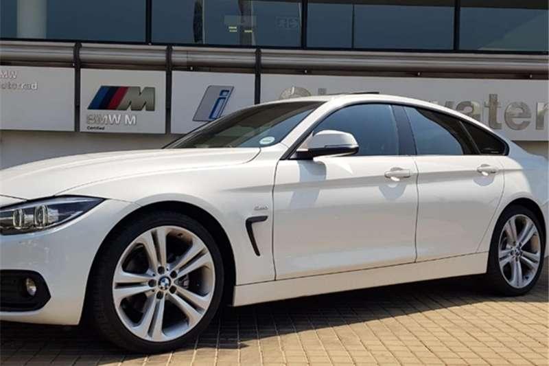 2019 BMW 4 Series 420d Gran Coupe Sport auto