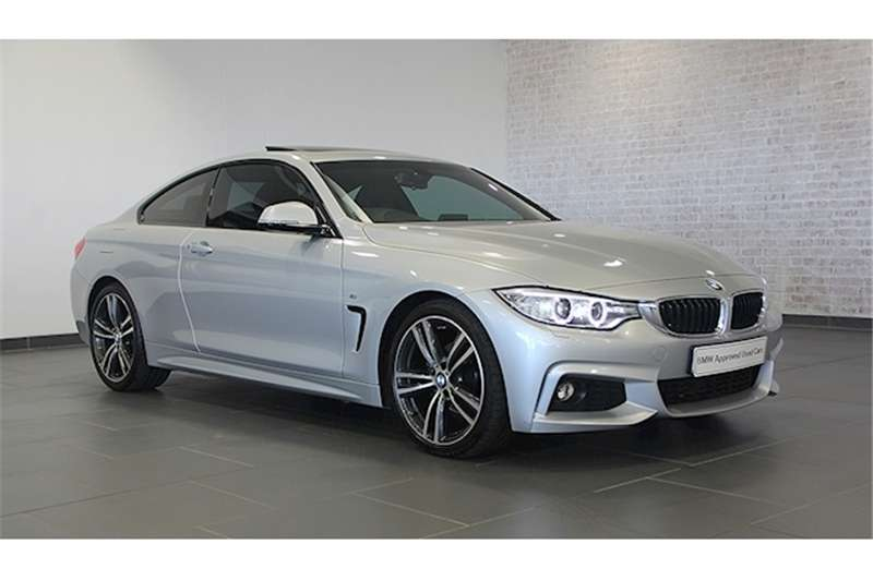 BMW 4 Series 420i coupe M Sport auto